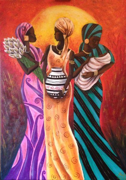 afrikanske kvinder triplx dk